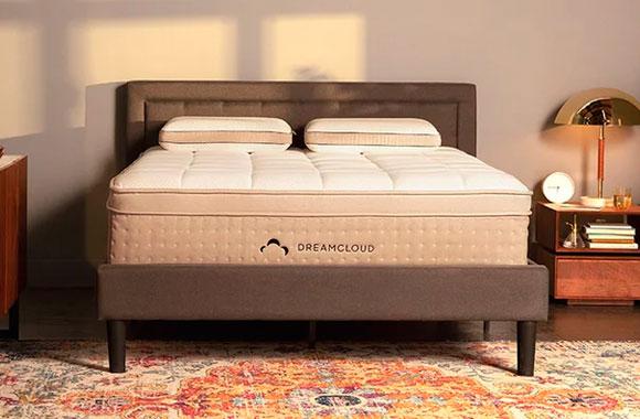 DreamCloud Luxury Bed