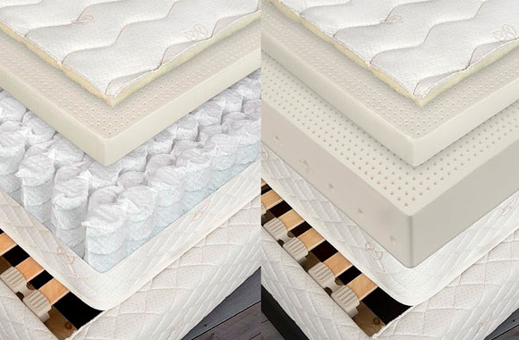 Søvn European Natural Mattress